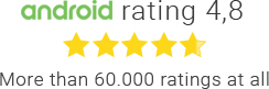 Playstore rating