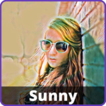 Sunny Art Style
