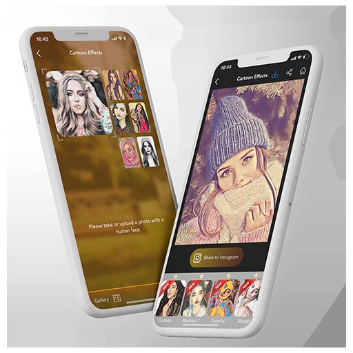App Mockup PicsPro